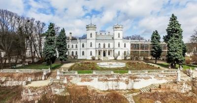 BASF начал реставрацию украинского дворца