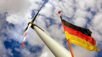 Благодаря ветряным электростанциям энергия в Германии временно стала бесплатной