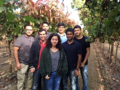 Студентка спасет калифорнийских аграриев от перегрева