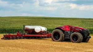 Трактор-беспилотник от Case IH заставит механизаторов искать работу