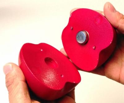 Датчик-фрукт, который может вычислить количество испорченной продукции во время транспортировки