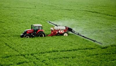 Дни агротехнологий. Опрыскивание