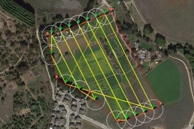 Дроны — будущее точного земледелия