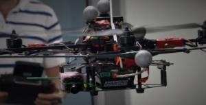 Дроны с искусственным интеллектом научились ориентироваться на местности