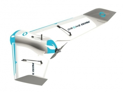 DV Wing — автономный дрон для точного земледелия