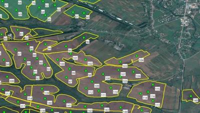 Электронные карты полей: какие бывают, для чего нужны и как создаются