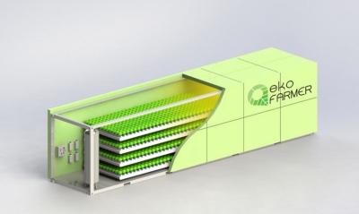 Фины придумали ферму-контейнер для городов