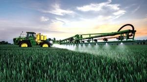 Интеллектуальная система распыления сэкономит 20% гербицидов