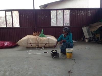 Как добыть биогаз из органических отходов в домашних условиях?