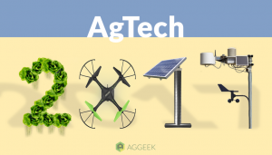 Каким был украинский AgTech в 2017 году? Опрос компаний
