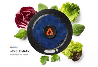 Компания Arable создала автономные датчики для прогноза урожайности