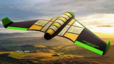 Компания Windhorse разработала съедобный беспилотник