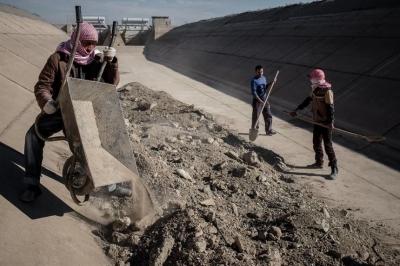 Мобильные технологии позволят переводить средства для сельских семей, пострадавших из-за конфликта в Ираке