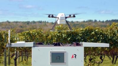 На полях США работают полностью автономные дроны
