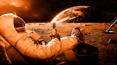 Пиво на Марсе: американцы готовятся выращивать хмель на красной планете