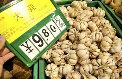 Почему Украина покупает китайский чеснок и что с этим делать