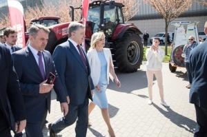 Порошенко пообещал поддерживать мелких и средних фермеров. Чем запомнится AGROPORT во Львове?
