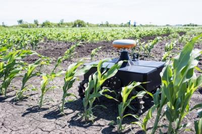 Поступил в продажу аграрный робот, оснащенный системой машинного обучения