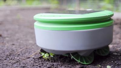 Робот-садовник за 4 дня собрал нужную сумму на Kickstarter