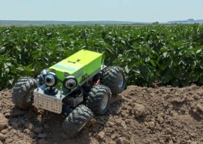 Создан робот для небольших ферм