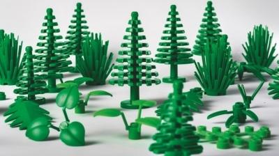 Сырье для деталей LEGO будут получать из сельскохозяйственных культур