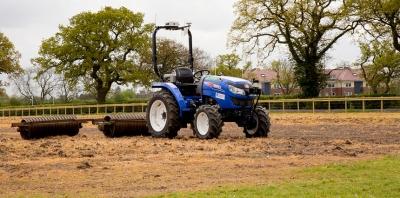 В Британии на экспериментальной ферме используется исключительно беспилотная техника