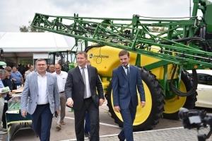 В Херсоні стартував один із найбільших аграрних заходів в Східній Європі
