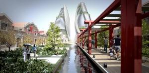 В Шанхае построят агрокомплекс вертикальных ферм площадью 100 гектаров