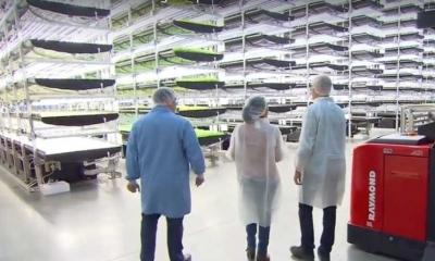 Вертикальные фермы нуждаются в роботах