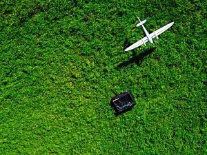 Автоматизація процесу збору та обробки знімків з дронів та супутників