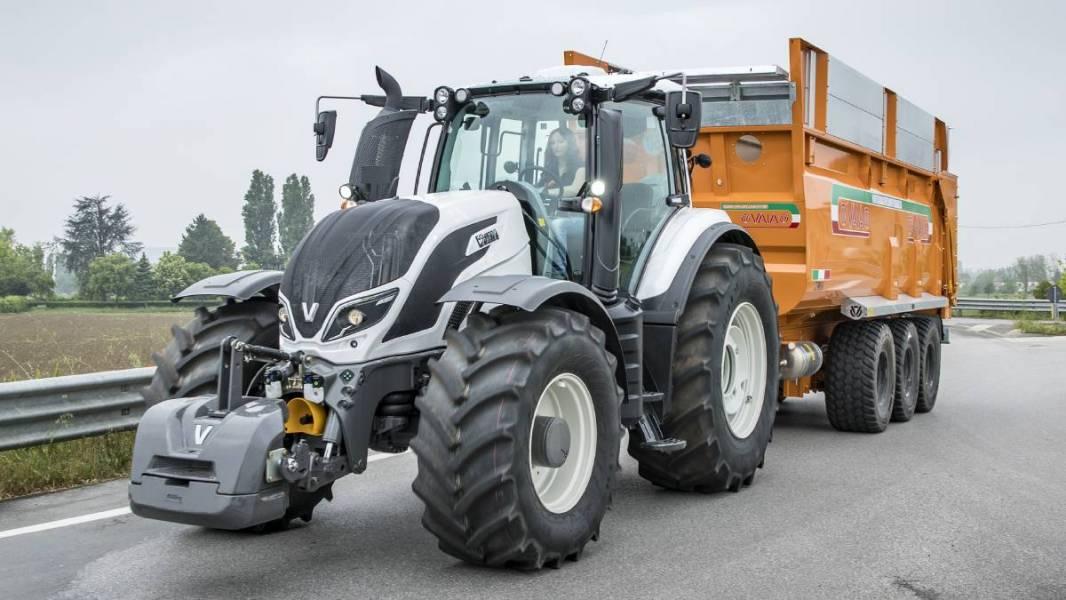 Модель от Valtra, которая стала трактором года на Agritechnica