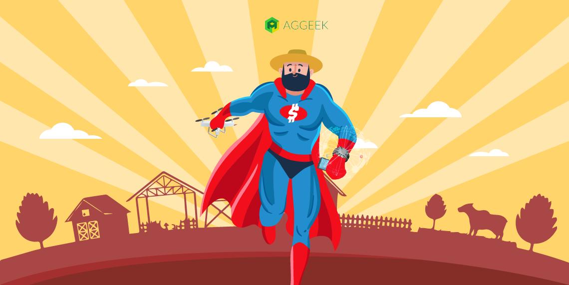 Що спільного в агронома з супергероєм?
