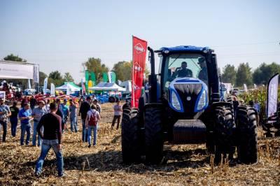 """Підсумки події """"Укаб Агротехнології"""": інноваційні рішення та огляд техніки"""