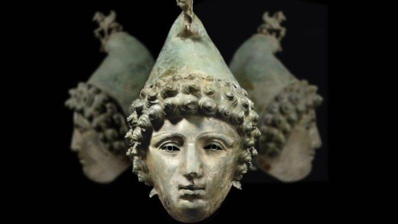 Римский шлем