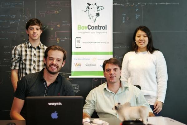 Команда BovControl