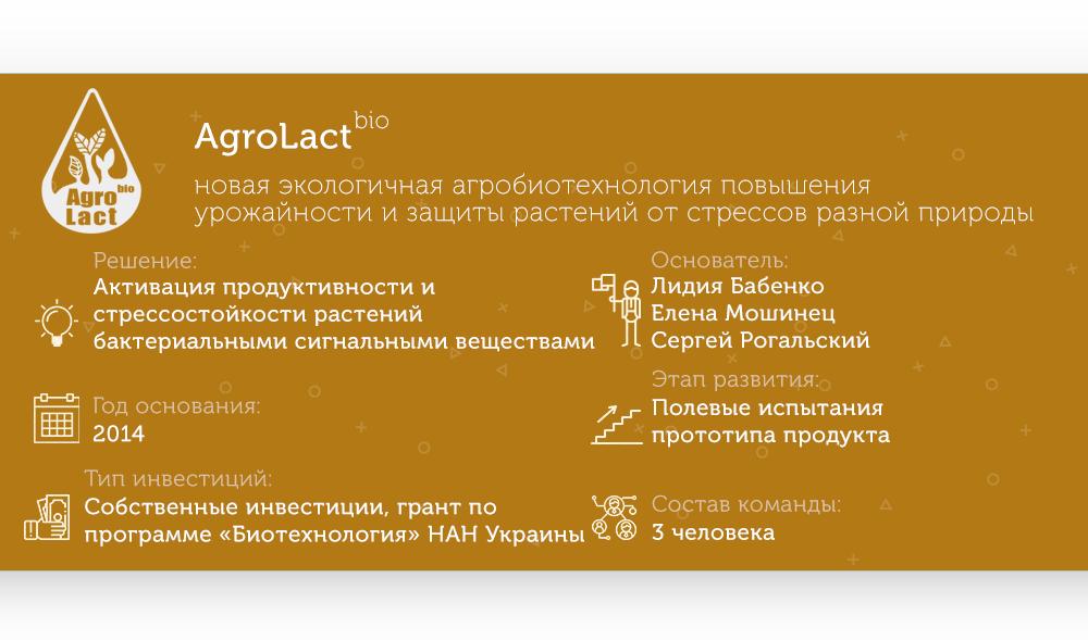 Skillset AgroLact