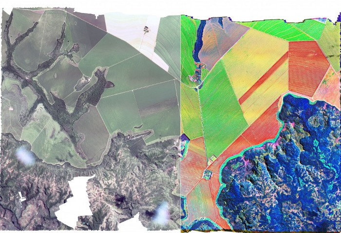 Gamaya Hyperspectral Imaging